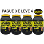 Combo Anabol Protein Chocolat Bio Nutrition( Pague 3 Leve 4)