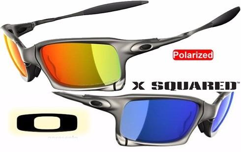 Óculos Oakley Romeo 1 E X Squared 100%%% Polarizado - R  149,00 em Mercado  Livre 007238a894