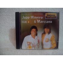 Cd João Mineiro & Marciano- Raízes Sertanejas