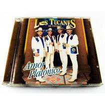 Los Tucanes De Tijuana Amor Platonico Cd Como Nuevo Ed 1998