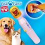 Pedi Paws Torno Para Uñas De Mascotas ¡ Mira El Video = T V!