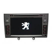 Kit Multimidia Gps Dvd Peugeot 307 / 308 / 408 Frete Gratis