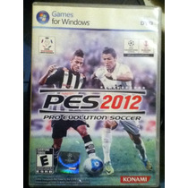 Pro Evolution Soccer 2012 Pes 12 Para Pc