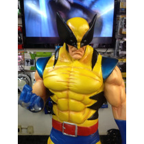 Estatua Wolverine Marvel X-men Resina
