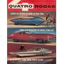 4r.048 Jul64- Karmann Ghia Carro Antigo Dkw Vemaguet Garagem