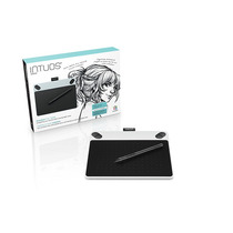 Intuos Draw Creative Pen Tablet Small White Wacom Ctl490dw