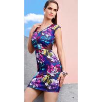 Vestidos Sexy Cortos Antro Fiesta Moda Vintage Casual 2016