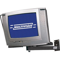 Suporte De Tv Convencional Tubo 14 A 21