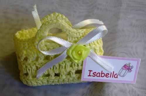 recuerdos de primera comunion en crochet