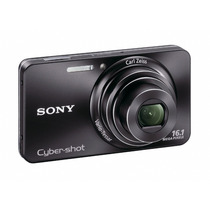 Camara Digital Sony W650 16 Mp+5x Zoom Lcd 3.0 +8gb+funda