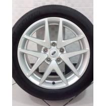 Jogo Rodas Ford Fusion Aro 17 5x114 Com Pneus