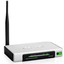 Roteador Wireless Tp-link Tl-wr743nd 150mbps S/cx