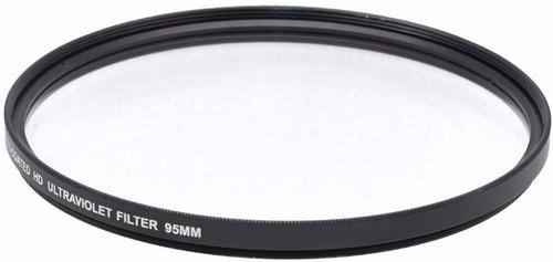 Filtro Uv 95mm Filtro Fotografico P Camara Dslr 95mm - $ 699.00 en Mercado Libre
