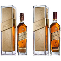 Whisky Johnnie Walker Gold Label C/frapera Envio Gratis