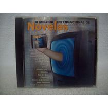 Cd O Melhor Internacional De Novelas 1998