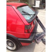 Aleron Golf Mk2 Tipo Hella 100% Plastico Nacional No Fibra