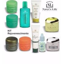 Kit 10 Produtos Limpeza De Pele Tratamento Facial Nawts Life