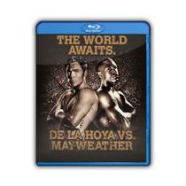 Blu-ray Floyd Mayweather Jr Vs Oscar De La Hoya Pelea + 24/7