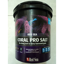 Sal Red Sea Coral Pro 55 Galones 208 Litros 7kg