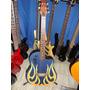 Guitarra Electroacustica Storm Con Caja En Fibra