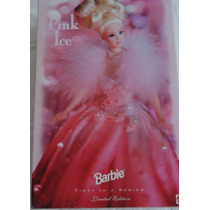 Barbie Pink Ice -first In A Series Limited Edition