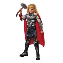 Rubie Vestuario Vengadores 2 Edad Traje Thor Deluxe Ultron H