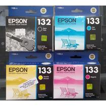 Cartuchos Epson 132 133 Originales