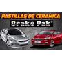 Pastillas De Frenos Brake Pak Nissan Sentra B-13