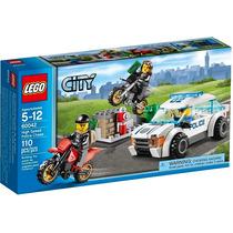 Lego City Perseguiçao De Policia Em Alta Velocidade 60042