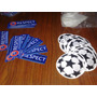 Parches Champions League + Respect