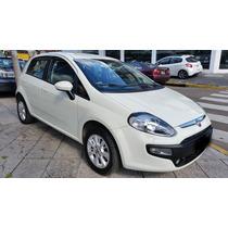Fiat Punto Attractive 1.4 Top 2013 Blanco Nacarado 5 Puertas