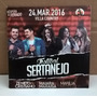 Cd Festival Sertanejo / 24.mar.2016 Villa Country