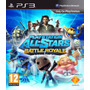 Playstation All Star Battle Royale Ps3 Original Físico