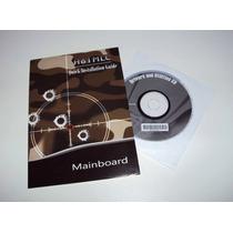 Manual E Cd De Drive Placa Mae Biostar - H61mlc