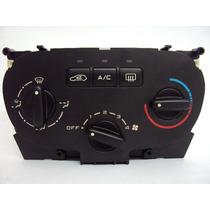 Comando/painel Ar Condicionado Peugeot 206 Renovação Digital