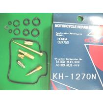 Reparo Carburador Honda Cbx750 Honda Indy Keyster Kh-1270n