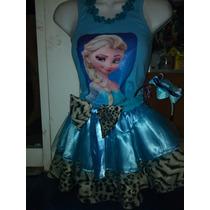 Vestido Falda Tutu De Frozen, Pepa, Moster, High, Sofia Y Ma