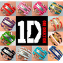 Pulsera Brazalete De Cuero One Direction &l