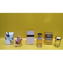 Kit De Miniaturas Perfumes Importados , Produto Original.