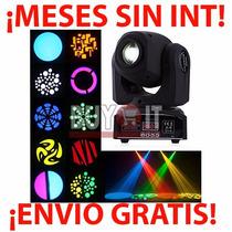 Cabeza Móvil Mini 30w Promo Buen Fin ¡envío Gratis+msi!