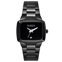 Relógio Feminino Nixon Small Player All Black