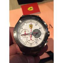 Relógio Escuderia Ferrari Original Dia Dos Pais