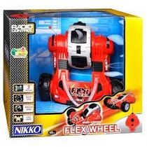 Carro Radio Control Remoto Nikko Original Flex Wheel Oferta