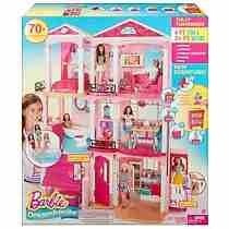 Mansão Do Sonhos Da Barbie Cjr47