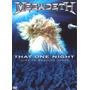 Megadeth - That One Night: Live In Buenos Aires - Dvd