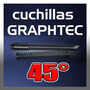 Cuchillas Para Plotter De Corte Graphtec De 45°