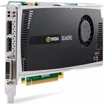 Placa De Video Nvidia Quadro 4000