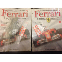 Fascículos Ferrari 2004 Planeta D Agostini Varios Lacrados