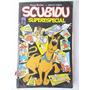 Antigo Gibi Do Scooby Doo Herois Da Tv Especial Abril