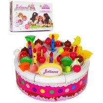 Torta Cumpleaños Juliana Grande Luces Sonido Bilingue Filsur